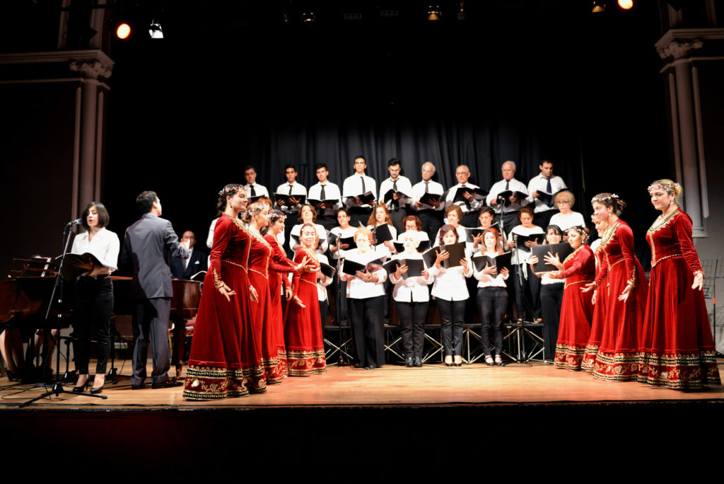 Concert for the 25th Anniversary Armenian Independence on 21 September 2016